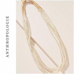 NWT | Anthropologie Twine & Twig Mischa Necklace